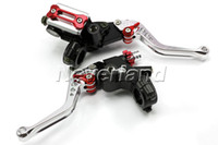 Wholesale Neverland Universal Adjustable Clutch Brake Master Cylinder Kit Reservoir Lever Motorcycle