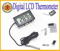Wholesale LCD Fridge Freezer Temperature Digital Thermometer
