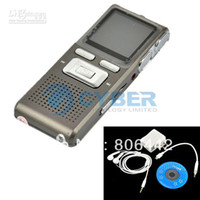 Wholesale Multifunctional Rechargeable GB Digital Audio Voice Recorder Dictaphone Pen MP3 Player Camera Free