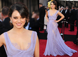 mila kunis purple dress price
