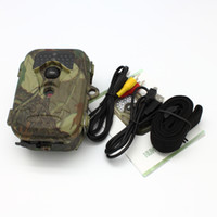 GPRS MMS Digital Scouting Trail hunting camera with PIR moti...
