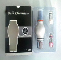 Wholesale Factory Price Glass bulb atomizer ML glass bulb clearmizer high reliability ego CA plus clearomizer for Ego battery