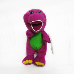Wholesale Barney Child s Best Friend quot Plush Doll Toy and Retail