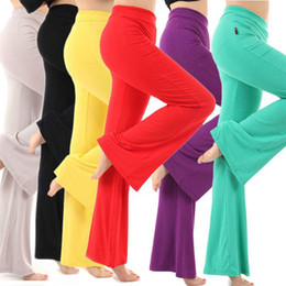 Wholesale New Women Ladies Yoga Pilates Gym Training Exercise Running Sports Trousers Pants Wears