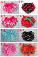 Wholesale baby chevron underwear Leopard shorts girl Polka dot Brief Children s Briefs kid TUTU short pants colors accept color choose1019