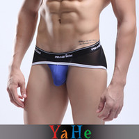 Wholesale 2013 Cheap Boxer Briefs Male Enhancement Brand Underpants Mens Sexy Underwear Comfy Polyamide Spandex Shorts Men Colors MU1004A
