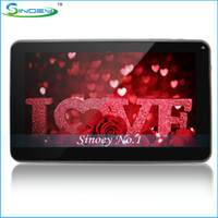 Wholesale 9 inch A13 Android Tablet PC T902 Allwinner GB GHz with Dual Camera WiFi Skype Youtube D MID Drop Shipping