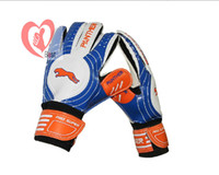 Wholesale 2013 Panter Keeper Goalie Goalkeeper Soccer Gloves Size Soccer Goalie Gloves Finger SV Size