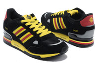 Wholesale fashion Suede leather sports shoes running shoes