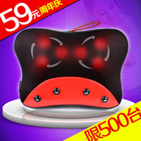 Wholesale Cervical massage device waist massage device neck massage pillow massage pad massage chair cushion