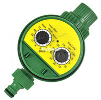 Wholesale New Waterproof Outdoor Yard Electronic Automatic Home Water Timer Garden Watering Irrigation System TK1000