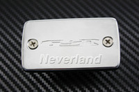 Wholesale Neverland Billet Clutch Brake Fluid Reservoir Cap For SUZUKI GSR600 GSR400 GSR