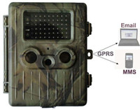 HT- 002LIM 12MP Wildlife Outdoor IR Trail Camera, MMS GPRS Hun...