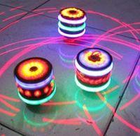Wholesale Flash vinyl Gyro Music Glow Toys Plastic Beyblade Single Packs Vocalization CM Beyblades k0017