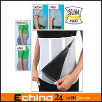 Wholesale Slim away Slim Lift Slim Belt With Zippers Keep Fit Health For Men and Women