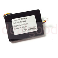 Wholesale 920mAh Battery for TomTom Type M1 LG F744009314