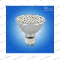 Wholesale LLFA2306 Big discout GU10 Warm White white SMD LED Spot Light Bulb Lamp V