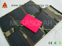 Wholesale 2013NEW w Solar Charger mobile V A small solar generator system