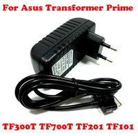For Apple ac wall transformer - EU Plus Wall AC Charger For Asus Transformer Prime TF300T TF700T TF201 TF101