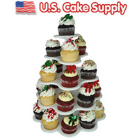 Wholesale 27 Count Tier CUPCAKE DESSERT HOLDER STAND Cake Muffin Wedding Birthday Party