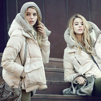 Wholesale 2013 new13 version of the influx of plush velvet frock thick knitted hat women short down jacket coat thick padded jacketfashion drop shipp