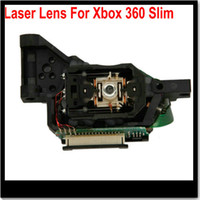 Wholesale Brand New Laser Lens for Xbox Slim HOP X XX DG D4S G2R2 Black