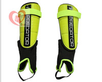 Wholesale Double thick soccer shin pads shin pads Ankle Calf Greaves shin pads