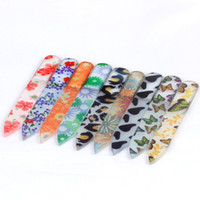 Wholesale Glass Nail File Nail Tools The Tool For Manicure tool cm Steel Crystal Mini Nail File