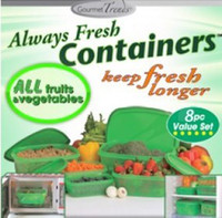 Wholesale Gourmet Trends Original Always Fresh Containers pc