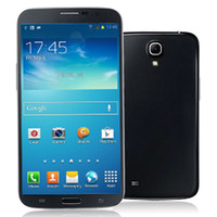 Wholesale B9200 Mega MTK6589 Quad Core inch Android HD GB GB MP Camera GPS Dual SIM G Unlocked Smart Mobile Cell Phone
