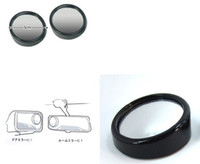 Wholesale Multi functional Mini Rotatable Car Mirror Omnidirectional Watch