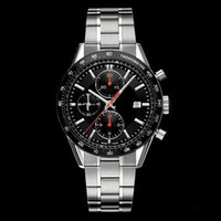 Wholesale 2013 luxury brand watch calibre rs for men automatic watch mens wristwatch leather watch