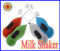 Wholesale Home Electric Handle Coffee Milk Egg Beater Mixer Shaker Frother