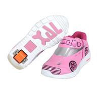 single wheel shoes - 2014 HOT SALE Single Wheel Heelys Skate Shoes Children Heelys Models Roller Skates For Boys and Girls Inline Skates