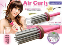 air curler - Personal Adjustable Rollers Hair Care Air Curly Comb Dividers Curler