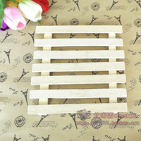 Cheap Quality stripe bamboo background board jewelry prop photographic background cloth