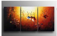 art deco artist - Oil painting on canvas modern wall deco painting handmade original directly from artist Art portrait art