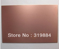 Wholesale x FR4 Blank Copper Clad Circuit Board Single Side x15cm PCB