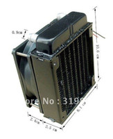 Wholesale x computer water cooling heatsink cpu water cooling fan Cooling System