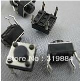 Wholesale x Tactile Switch Micro Pushbutton microswitch mm