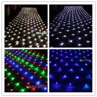 christmas lights led christmas net lights - Outdoor Garden LED Net Lights Holiday Event Christmas Xmas Wedding Decorations Party New Year Lighting Fairy Lamp for Home