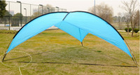 Wholesale 2013 person outdoor canopy Anti UV camping tent Perfect for hiking camping beach and other outdoor activities Product Size