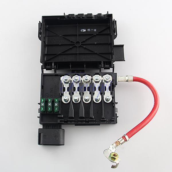 2017 Fuse Box Battery Terminal Fit For Vw Jetta Golf Mk4