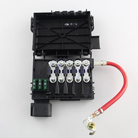 Wholesale Fuse Box Battery Terminal Fit For VW Jetta Golf MK4 Beetle TDI J0937617D