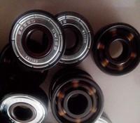 Wholesale Bsb white pottery beads white ceramic bearing zirconia bearing roller bearing slalom skates bearing