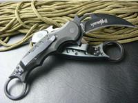 Folding Blade Pocket, Multi Tools  best karambit FOX knife folding fixed hunting microtech 440c d2 outdoor survival knife 6pcs freeshipping