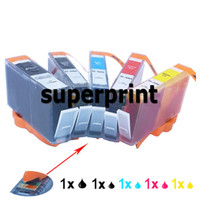 Wholesale set HP564 HP564XL Ink cartridge for HP C5300 C5324 C5370 C5373 C5383 C5388 C5390 C5393 D5460 with chip