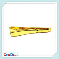 Wholesale Beadsnice ID24983 elegant Nickel Free Lead Safe X6mm tie clip high quality for fashion diy brass jewrlry