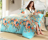 Wholesale 2013 New Arrival Bedding Set DHL Style For Choose Duvet Cover Comforter Set Flannel Fibre Quilt Cover and Sheet