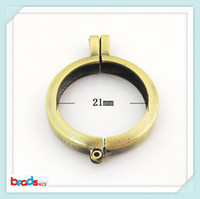 Wholesale Beadsnice ID26505 zinc alloy floating lockets jewelry mm round charm locket for jewelry making